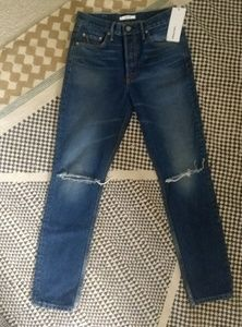Grlfrnd denim karolina in Jovi high rise skinny